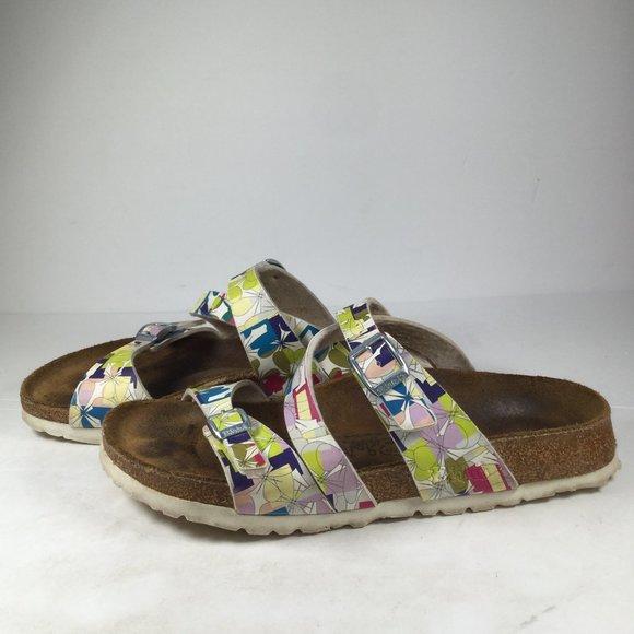 Birki's Salina Color-Mix Sandal 38/US 7-7.5